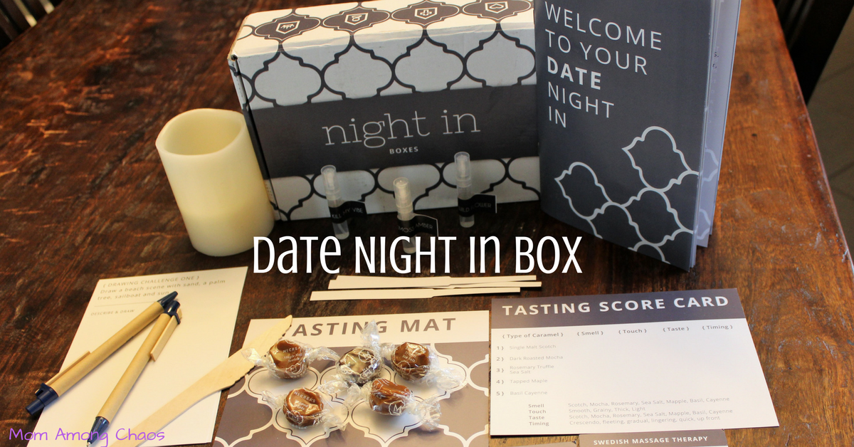 Image result for Date Night in a box